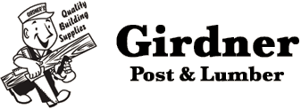 Girdner Post & Lumber, Logo